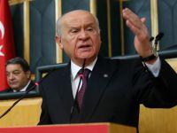 Bahçeli: Türkiye Şam'a girmeyi planlamalı