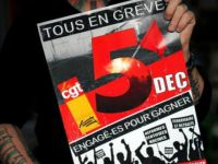 Fransa'da süresiz genel grev başladı