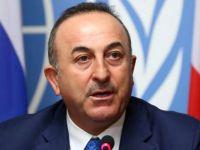 Çavuşoğlu'ndan Doğu Akdeniz açıklaması