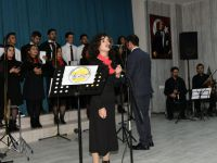 Hakkari Halk Müziği korosuna yoğun ilgi