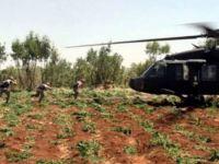 Polis aracında 120 kg esrar yakalandı