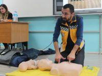 Hakkari'de Acil Sağlık Hizmetleri Haftası etkinlikleri