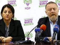 HDP Eş Genel Başkanlarından İran'a başsağlığı mesajı