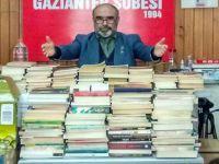 Gaziantep'ten Hakkari'ye büyük kitap desteği