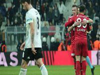 Beşiktaş – Demir Grup Sivasspor: 1-2