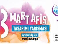 KESK'ten 8 Mart afiş yarışması