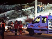 Elazığ depreminde 22 kişi hayatını kaybetti