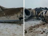 Taliban: ABD askeri uçağını vurduk