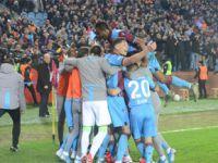3 puan Trabzonspor'un oldu