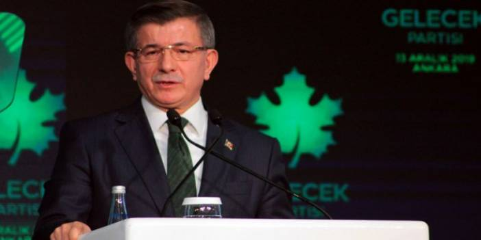 Ahmet Davutoğlu'ndan HDP'ye telefon