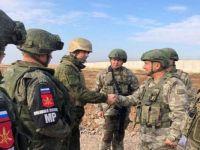 Türkiye ile Rusya'nın ortak devriyesi devam ediyor