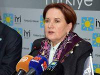 İYİ Paritli Meral Akşener'den istifa değerlendirmesi