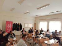 Hakkari DAKA'dan Erasmus ve KA2 eğitimi!