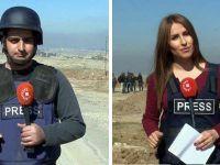 Kürt sunucu Şifa Gerdi patlamada Hayatını kaybetti
