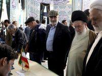 İran parlamento seçimleri için sandık başında