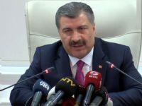 Sağlık Bakanı Koca'dan Coraavirüs açıklaması!