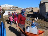 DEDAŞ 5 köyü elektriksiz ve susuz bıraktı