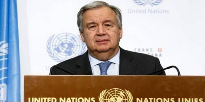BM Genel Sekreteri: İdlib'deki saldırı kaygı verici, derhal ateşkes sağlanmalı