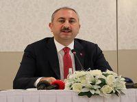 Adalet Bakanı Gül: 1200 hakim ve savcı alımı yapılacak