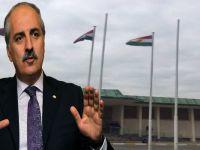 Numan Kurtulmuştan 'Bayrak' açıklaması
