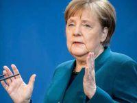"""Merkel'den """"sabırlı olun"""" çağrısı"""