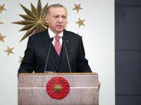 Erdoğan: Milli Dayanışma Kampanyası başlatıyor, 'Biz bize yeteriz Türkiyem' diyoruz