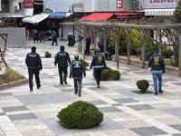 Malatya'da sokağa çıkan 65 yaş üstü 260 kişiye para cezası