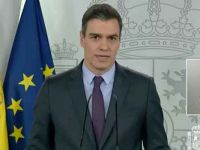 İspanya'da sokağa çıkma yasağı uzatılıyor