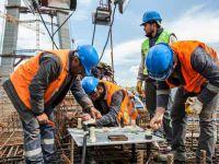 İnşaat işçilerine 'koronavirüs' taahhütnamesi imzalatılıyor
