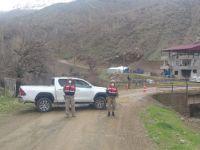 Siirt'te 5 köy daha karantinaya alındı
