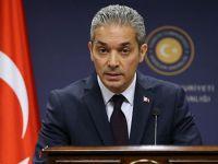 Dışişleri Bakanlığı'ndan 5 ülkenin ortak 'Libya' bildirisine sert tepki