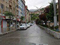 Hakkari'de bayramda cadde ve sokaklar boş kaldı