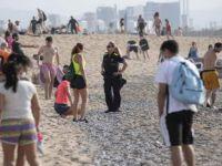 Madrid ve Barcelona'da önlemler gevşetiliyor