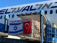 İsrail uçağı 13 yıl sonra İstanbul'a indi