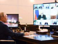 Rusya'da koronavirüs vaka sayıları artmaya devam ediyor