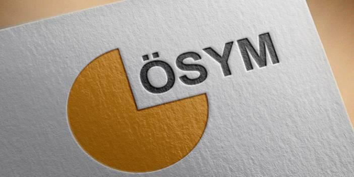 ÖSYM'den 'YKS' ve 'MSÜ' sınav başvurusu açıklaması