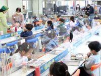 Güney Kore'de koronavirüs vaka sayısı arttı