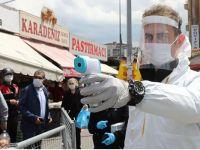 Türkiye'de son 24 saatte koronavirüsten can kaybı 26, yeni vaka sayısı 1000'in altında