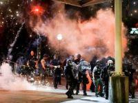 ABD'de protestolarda çatışma çıktı!