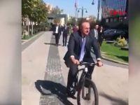 Çavuşoğlu'ndan 'Dünya Bisiklet Günü' paylaşımı
