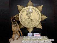Hakkari'de 15 kilo 400 gram uyuşturucu ele geçirildi