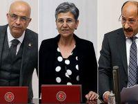 HDP'li Güven ve Farisoğulları ile CHP'li Berberoğlu cezaevinde