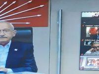 CHP Hakkari İl Başkanı Demir Kılıçdaroğlu ile görüştü.