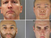 Floyd cinayetinde tüm polisler tutuklandı