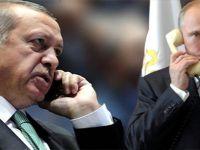 Cumhurbaşkanı Recep Tayip Erdoğan, Putin ile görüştü