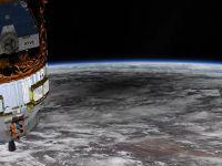 Halkalı Güneş tutulmasının Dünya'daki gölgesi uzaydan görüntülendi