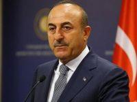 Çavuşoğlu'ndan 'Doğu Akdeniz' mektubu