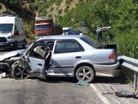 Şemdinli-Yüksekova karayolunda kaza: 5 yaralı
