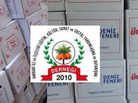 İstanbul Hakkarililer Derneğininden ihtiyaç sahiplerine destek