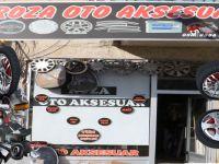 Hakkari'de Oto Aksesuar'ın yeni adresi Roza!